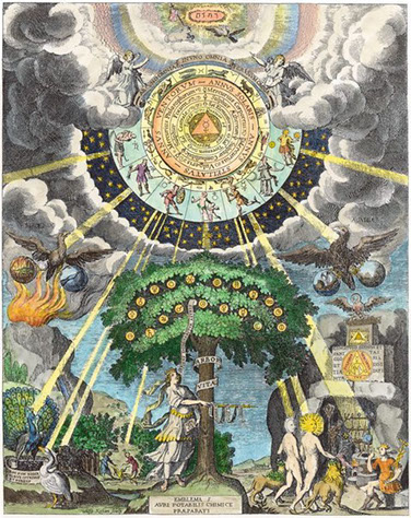 Theurgy..or in particular: Esoteric Christian Theurgy 101 | Blue Ray  Paintings – the creation vortex
